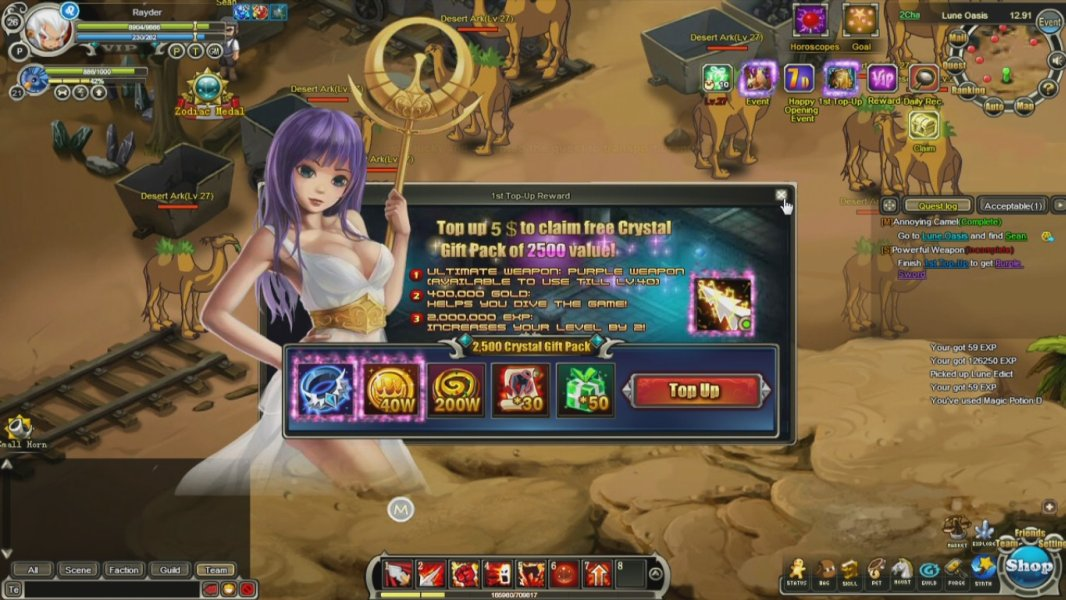 Free mmorpg dating games
