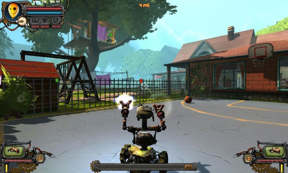 Robots The Game скачать торрент - фото 5