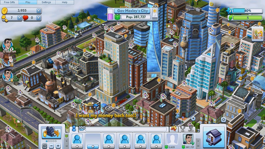 Free City Building Simulation Games Downloads