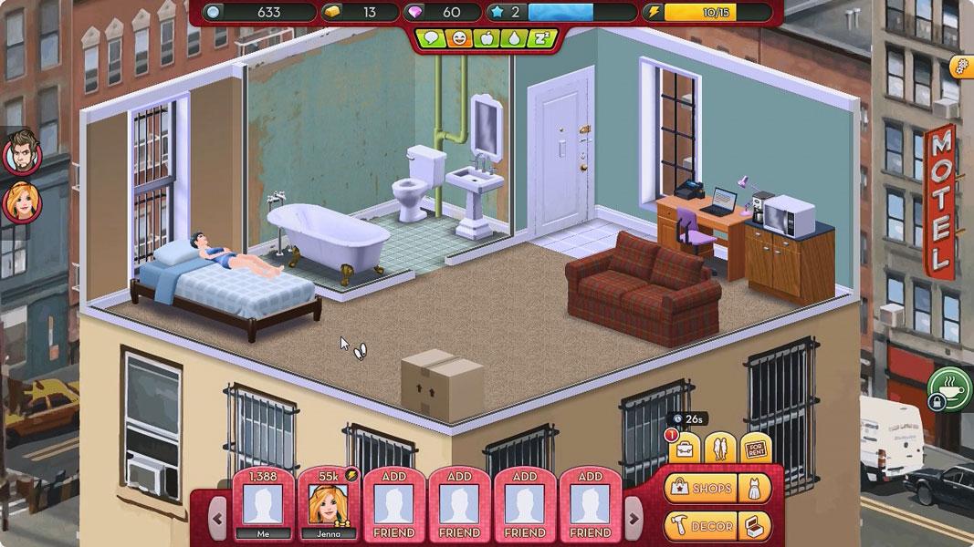 disney city girl. Black Bedroom Furniture Sets. Home Design Ideas